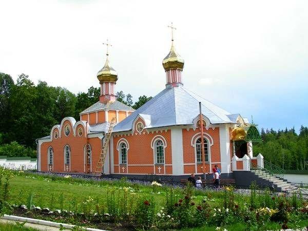 Церковь Александра Невского Аександро-Невского Ибердского женского монастыря