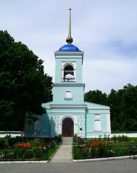 Колокольня Александро-Невского Ибердского женского монастыря