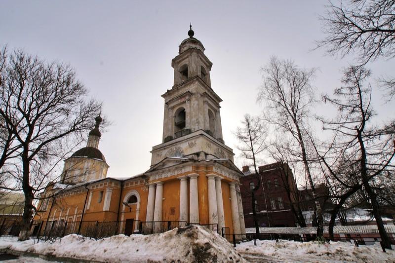 Храм Богоявления Господня в Калуге