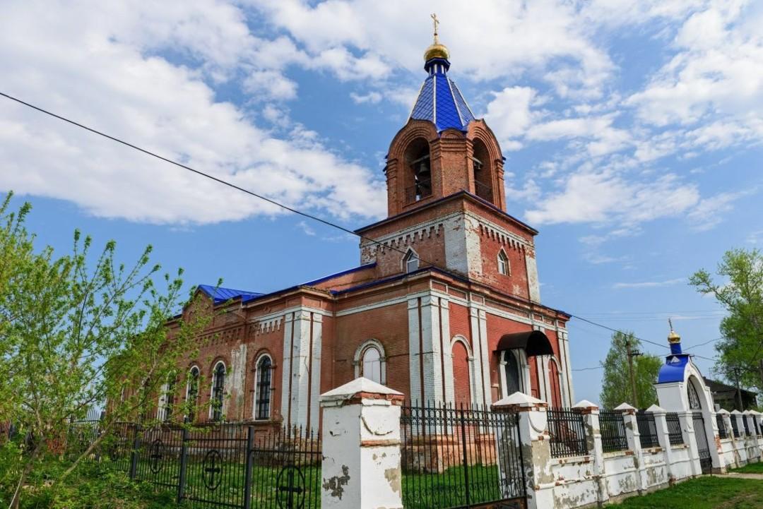 Церковь Благовещения Пресвятой Богородицы в Пронске