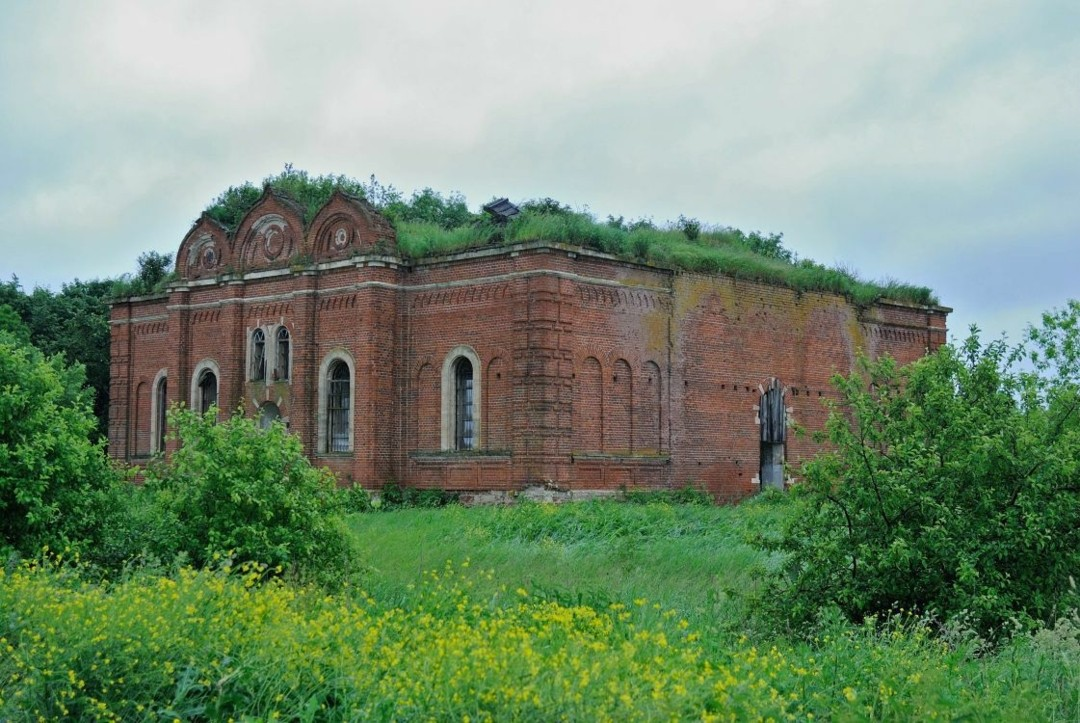 Церковь Николая Чудотворца в Староникольской слободе в Пронске
