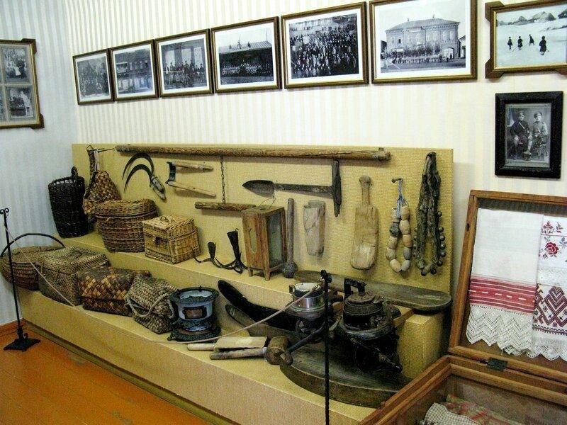 Музей-заповедник С. А. Есенина в Спас-Клепиках