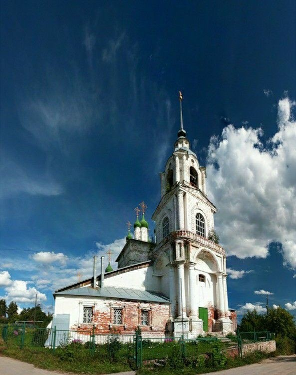 Церковь Георгия Победоносца в Касимове