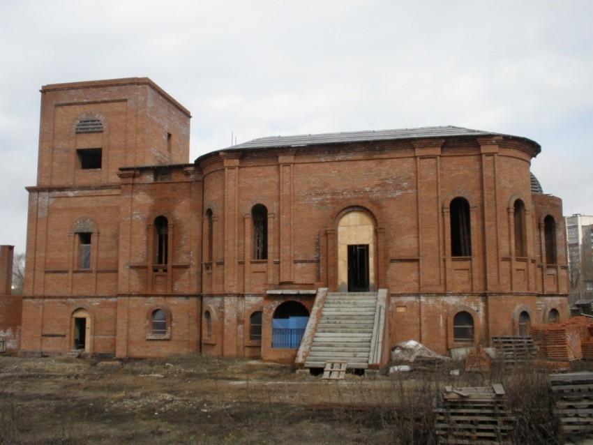 Храм Вознесения Господня на Тайфуне