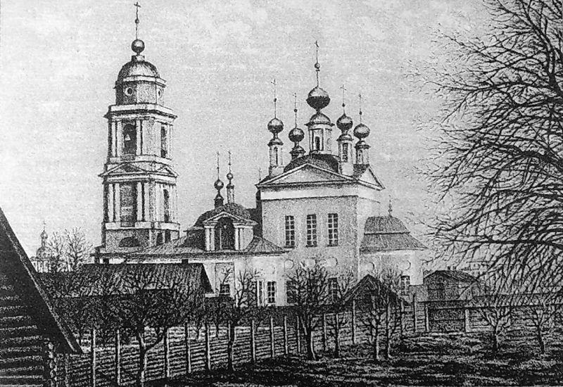 Храм Сошествия Святого Духа в Калуге
