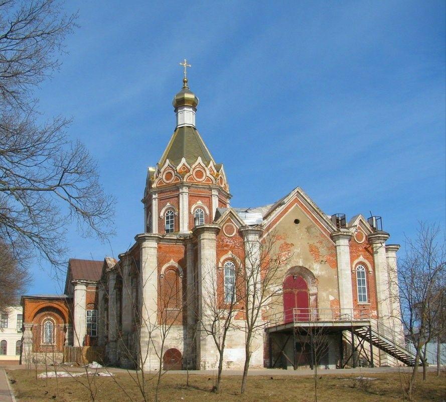 Собор Вознесения Господня в Касимове