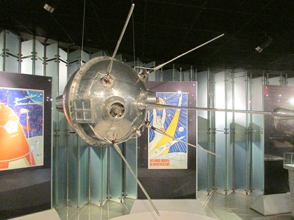 Музей Космонавтики в Касимове