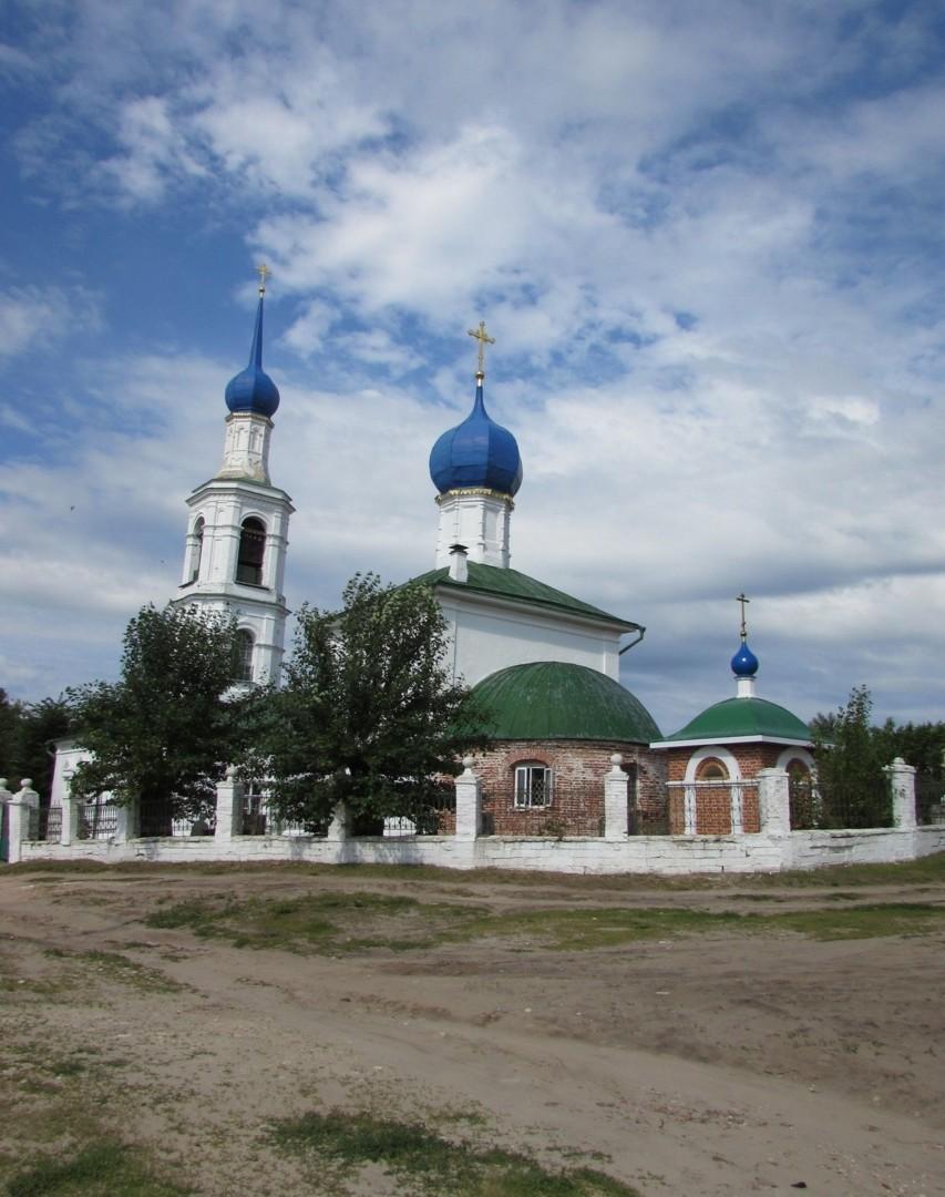 Церковь Николая Чудотворца в Касимове
