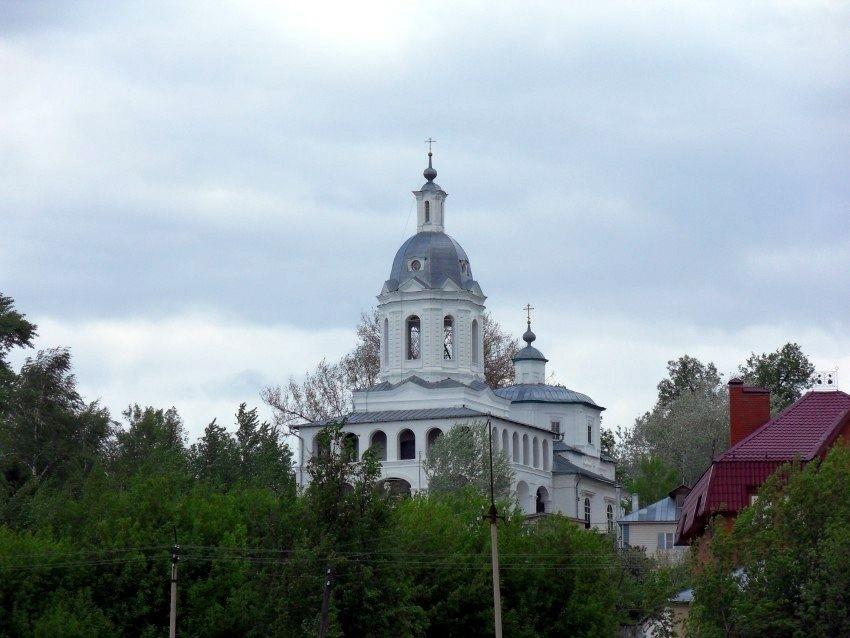 Церковь Троицы Живоначальной в Касимове