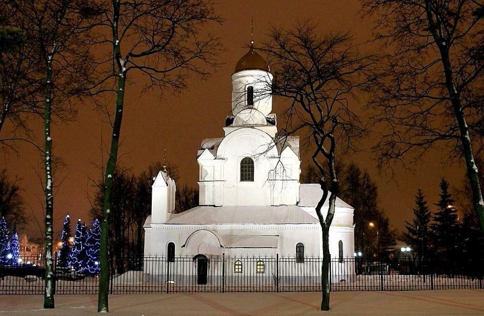 Церковь Казанской Иконы Божией Матери во Владимире