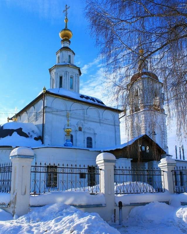 Церковь Вознесения Господня во Владимире