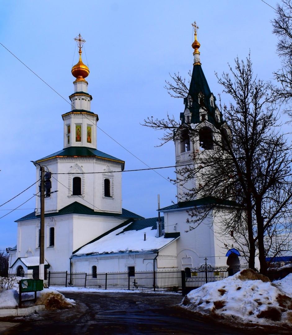 Церковь Николая Чудотворца Галейская во Владимире