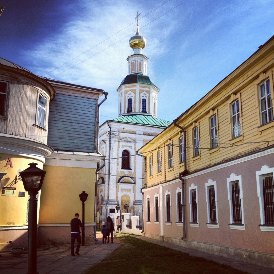 Владимиро-Суздальский музей-заповедник во Владимире