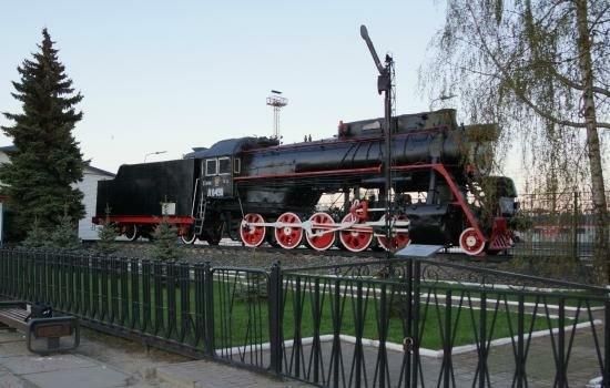 Музей ЖД станции Владимир во Владимире