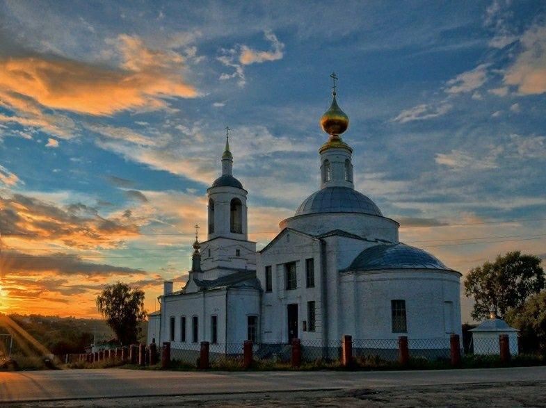 Церковь Иоанна Богослова в Богослово