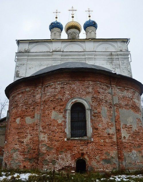 Собор Рождества Пресвятой Богородицы Свято-Лукианова Рождественского мужского монастыря в Лукьянцево