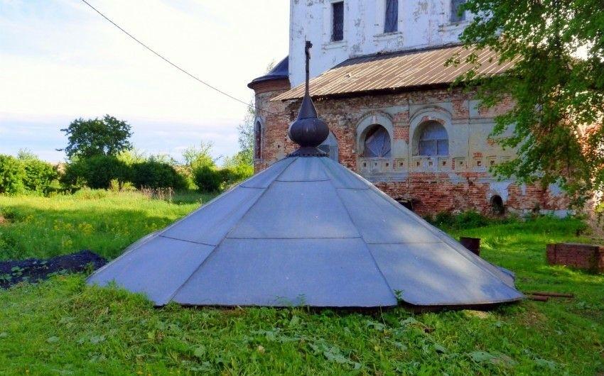 Часовня преподобного Лукиана Свято-Лукианова Рождественского мужского монастыря в Лукьянцево