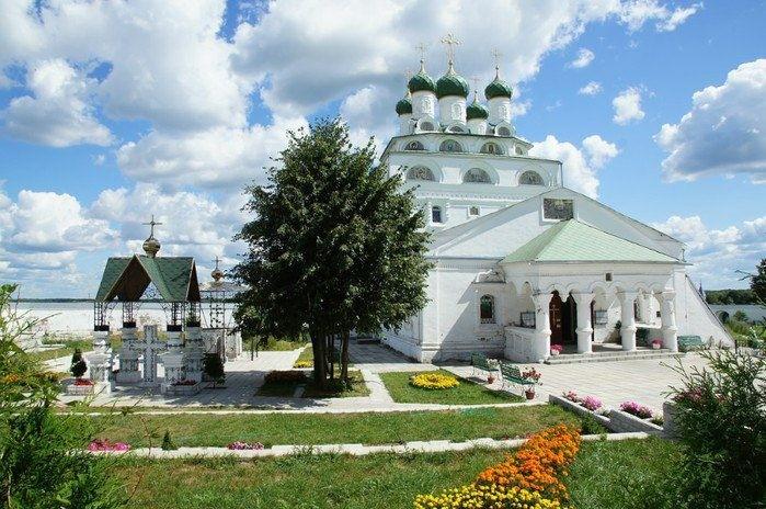 Богоявленский Мстёрский мужской монастырь