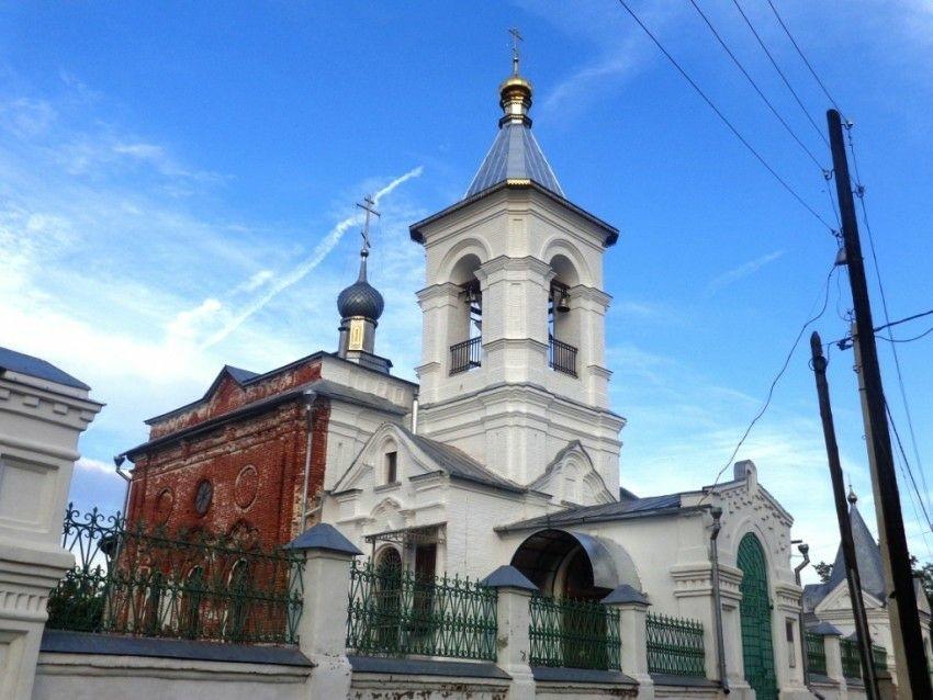 Церковь Николая Чудотворца в Мстёре