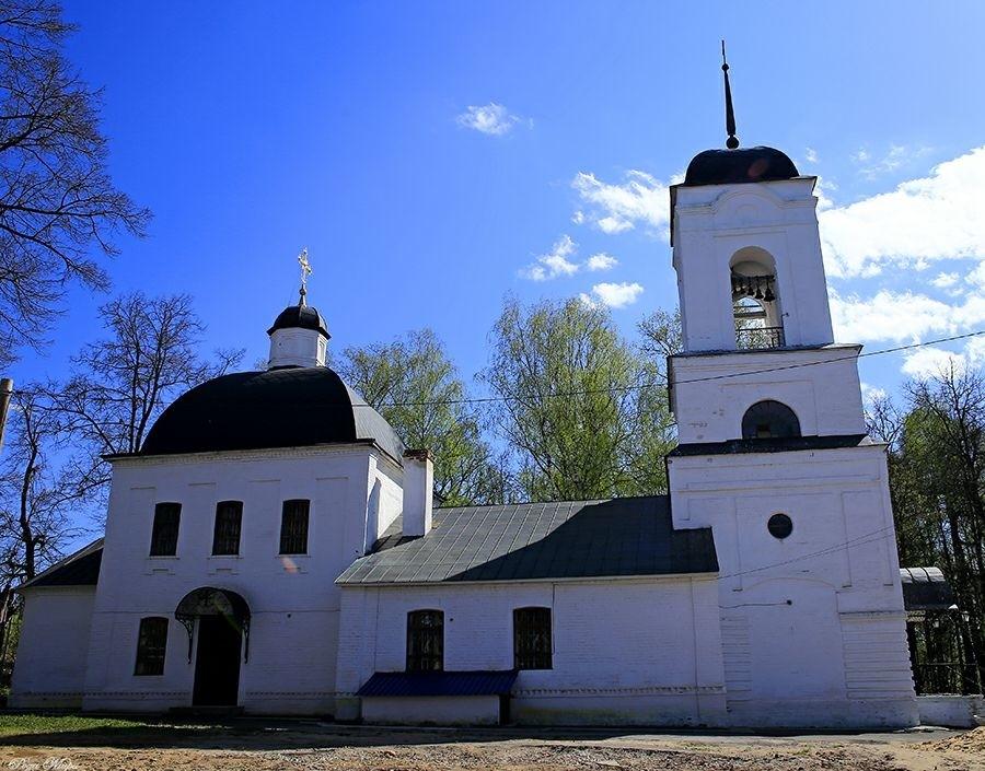 Церковь Иоанна Воина в Коврове