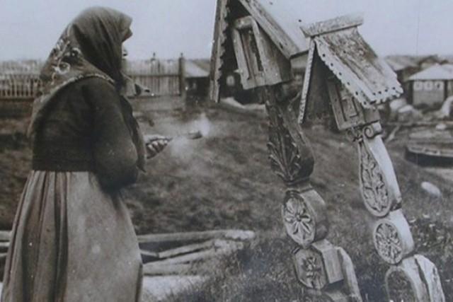 Голбецы на русских кладбищах. Что это?