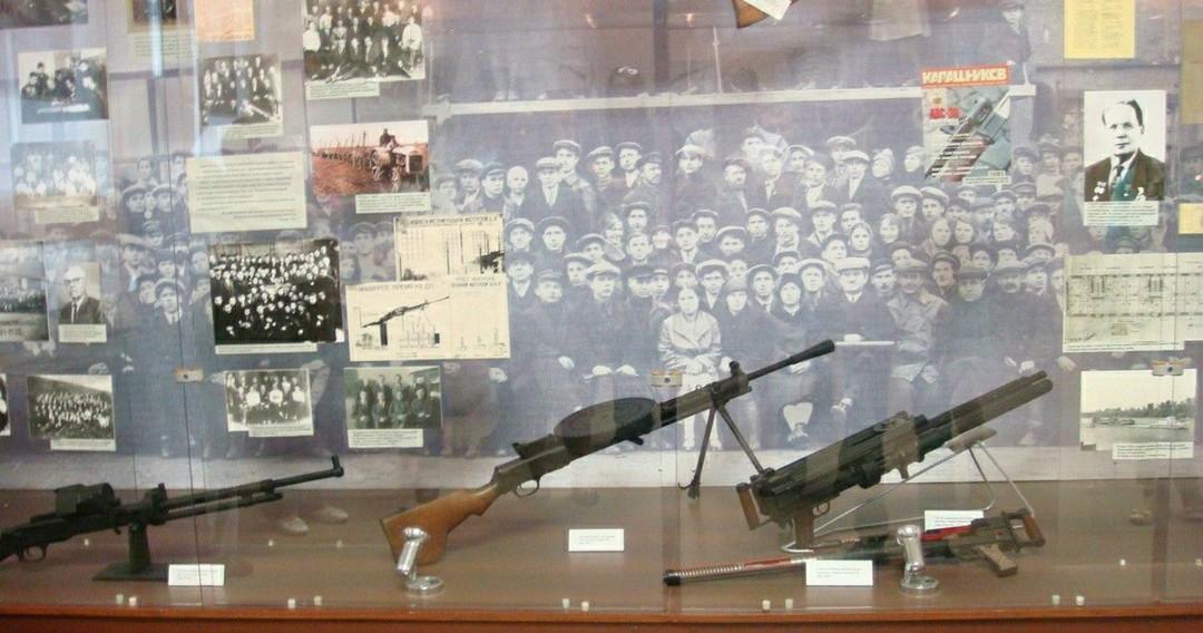 Музей завода имени В. А. Дегтярева в Коврове