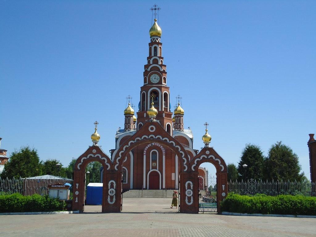 Собор святого равноапостольного князя Владимира (Новочебоксарск)