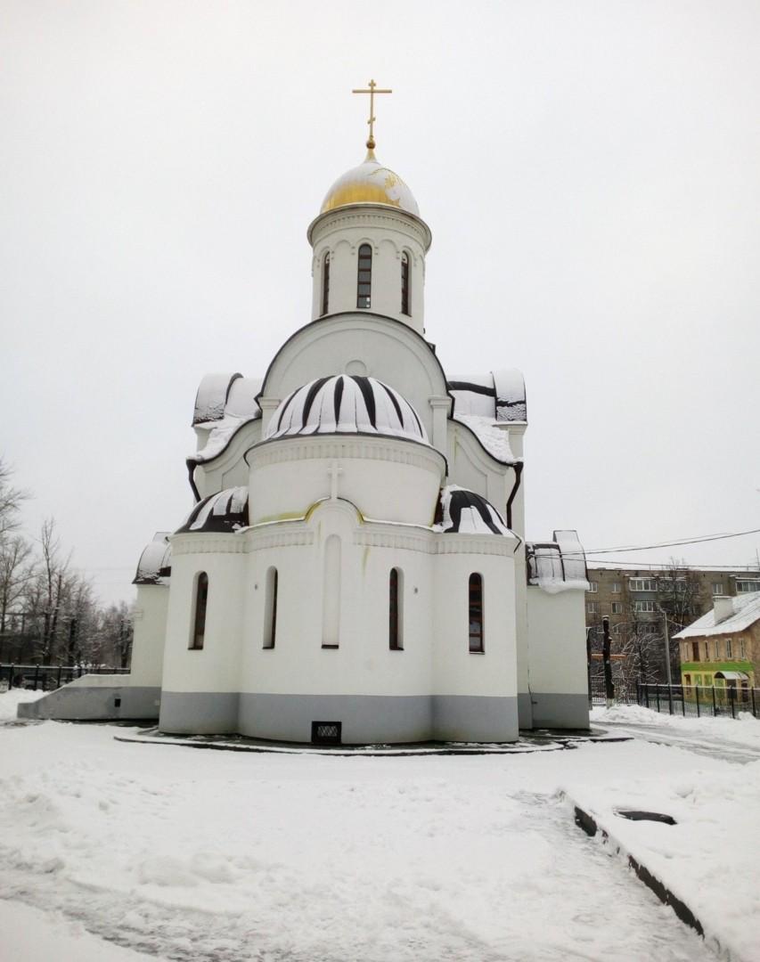 Церковь Святой Праведной Анны в Коврове