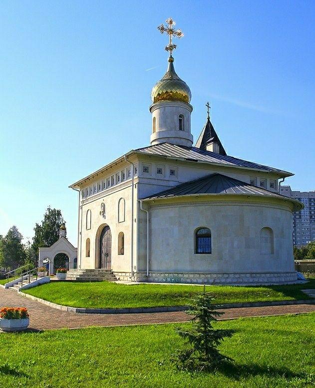 Церковь Благовещения Пресвятой Богородицы в Коврове