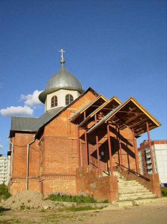 Храм святого мученика Иоанна Воина в Калуге