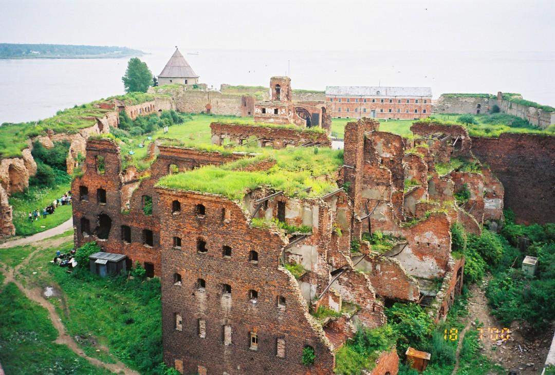 Орешек (крепость)