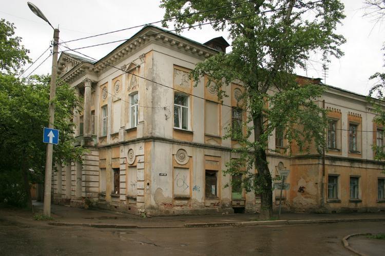 Богадельня О. П. Пестрикова