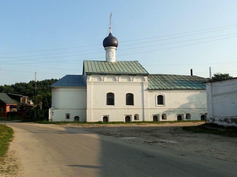 Церковь Сергия Радонежского Свято-Сретенского женского монастыря