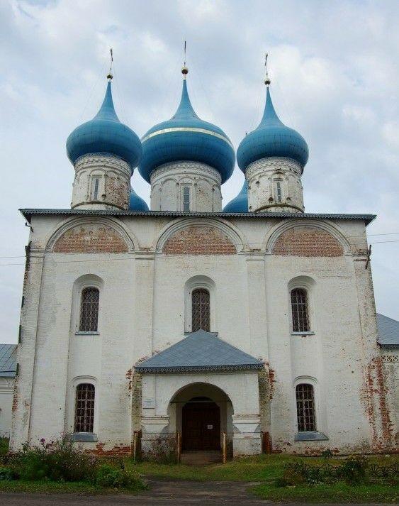 Собор Благовещения Пресвятой Богородицы в Гороховце