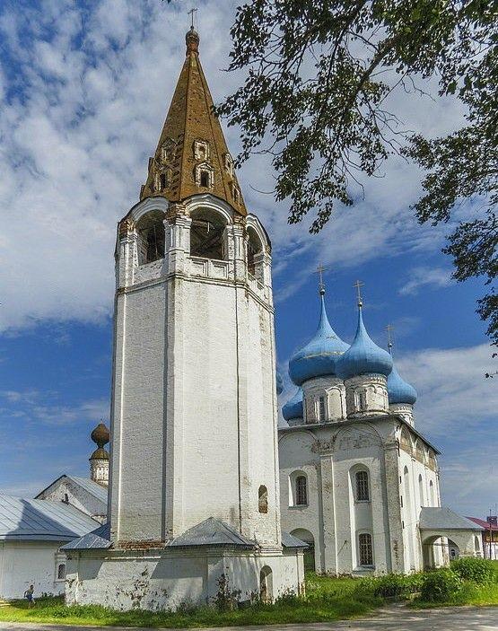 Колокольня Благовещенского Собора в Гороховце