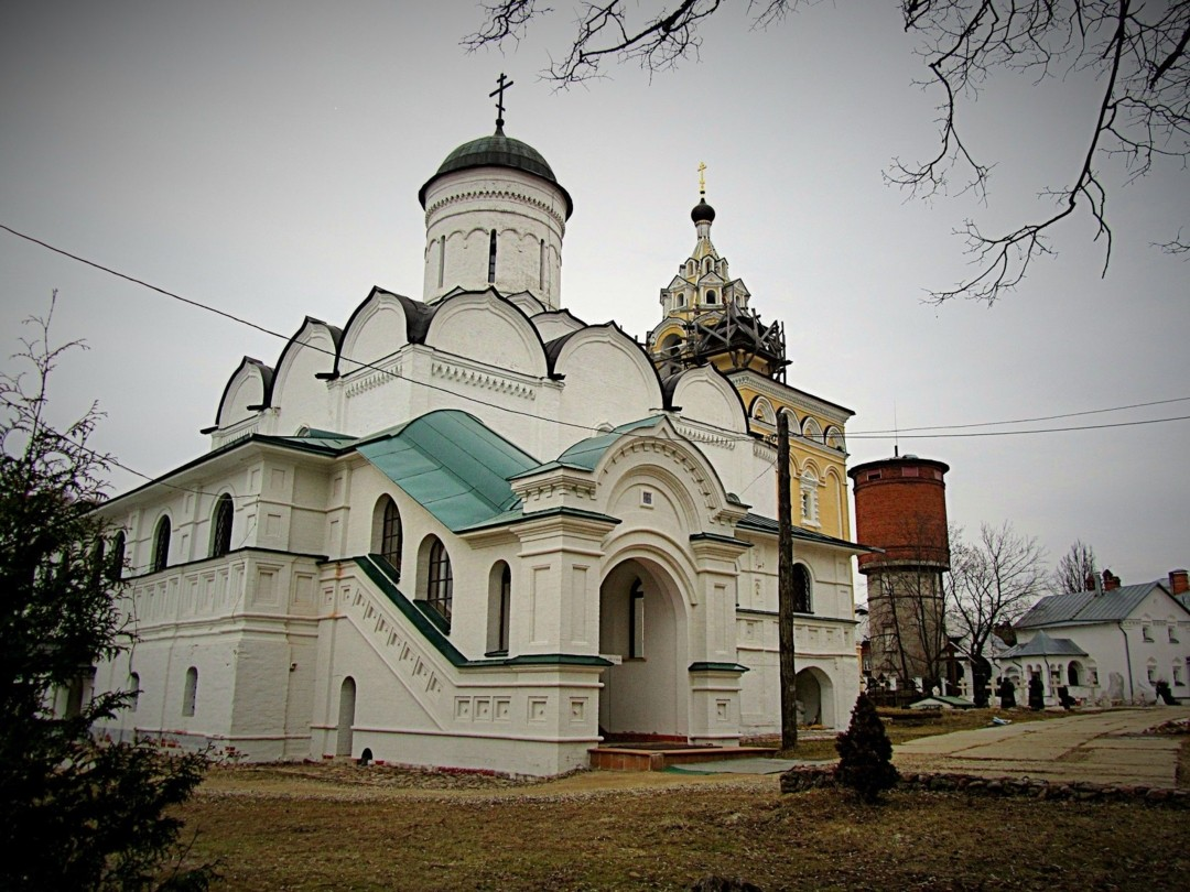 Собор Благовещения Пресвятой Богородицы Благовещенского киржачского женского монастыря