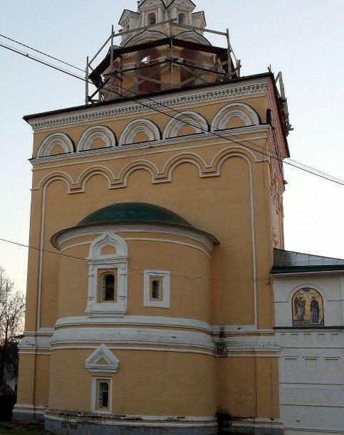 Церковь Спаса Всемилостливого Благовещенского Киржачского женского монастыря
