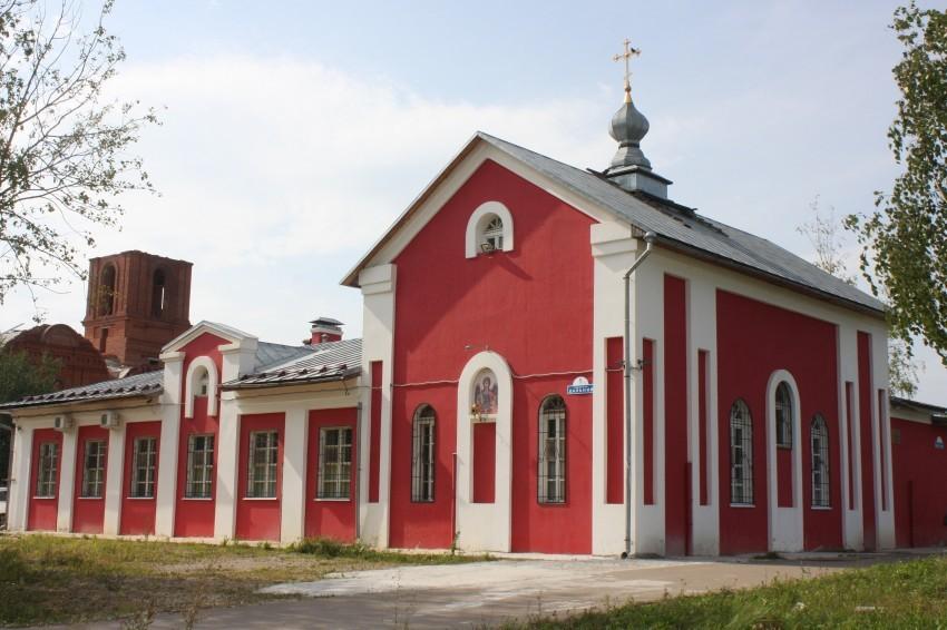 Храм Архангела Михаила в Северном