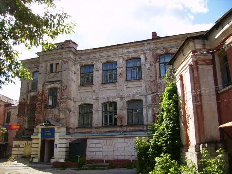 Калужская Николаевская мужская гимназия
