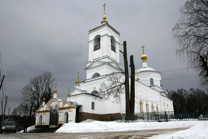 Церковь Николая Чудотворца в Киржаче