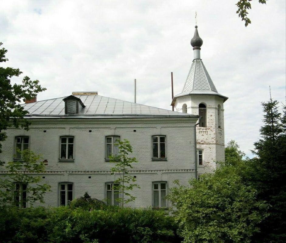 Свято-Скорбященский женский монастырь в Хмелево