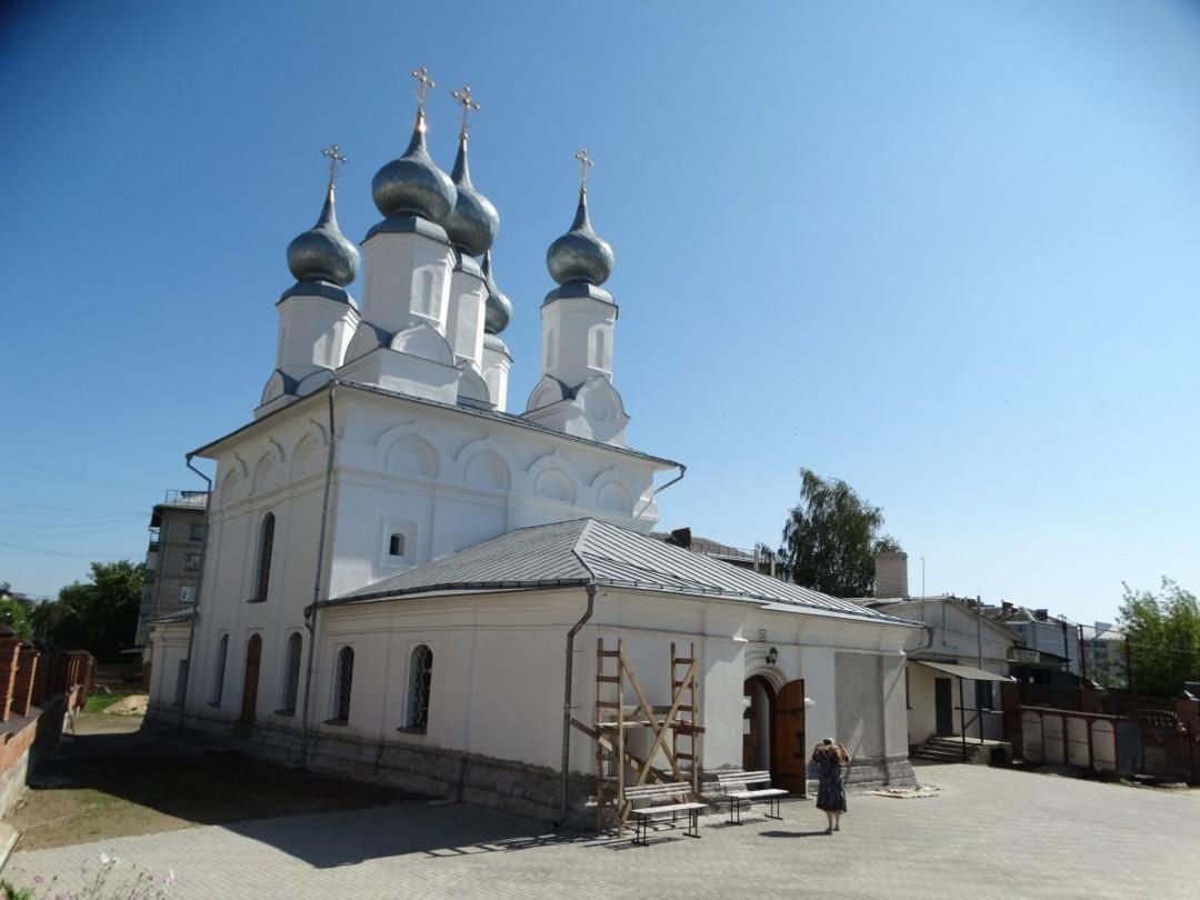 Церковь Рождества Христова в Юрьеве-Польском