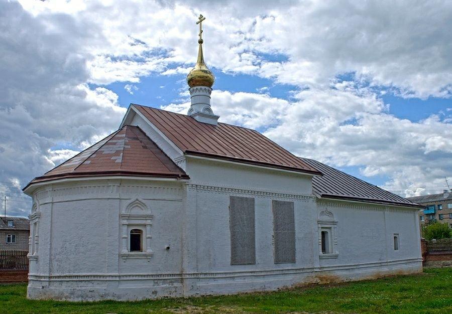 Церковь Бориса и Глеба в Юрьеве-Польском
