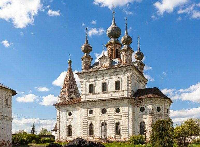 Собор Михаила Архангела Михайло-Архангельского монастыря в Юрьеве-Польском