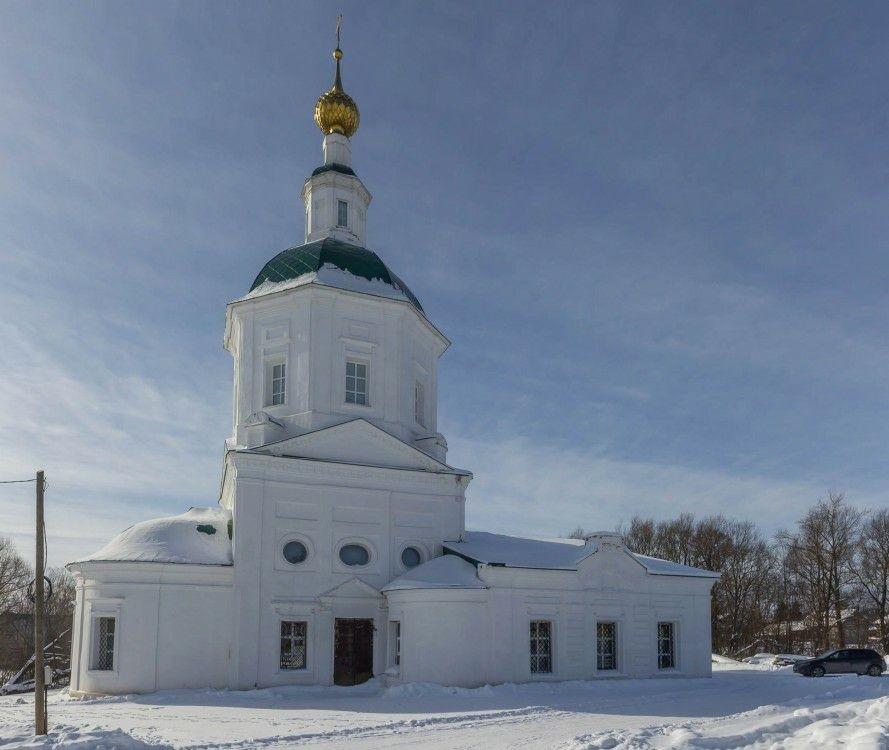 Церковь Иоанна Богослова в Косинском