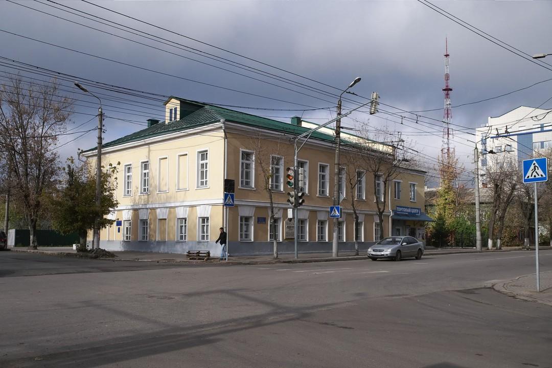 Дом-музей А.Л. Чижевского