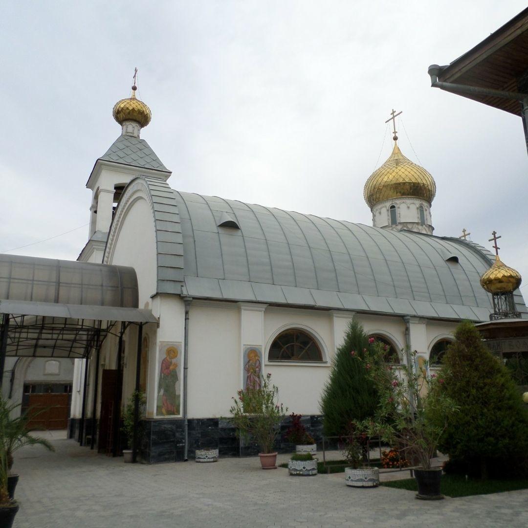 Свято-Троице-Никольский женский монастырь