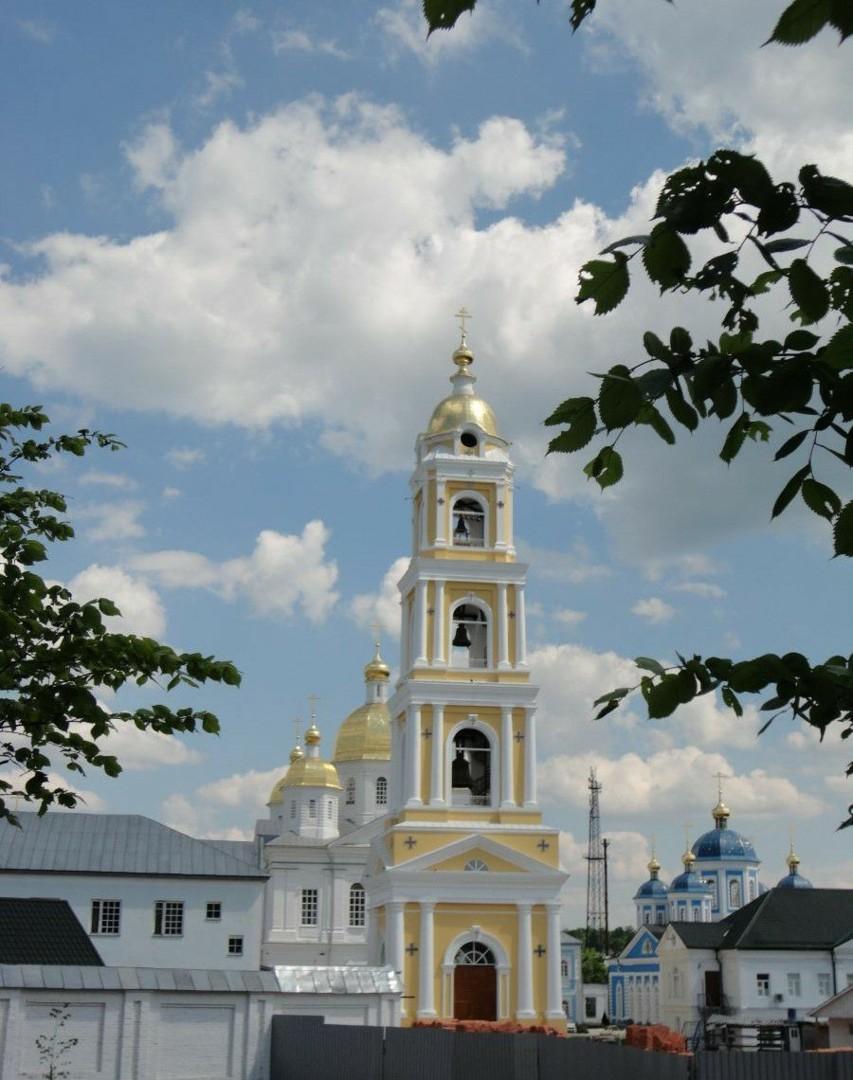 Колокольня Оранского Богородицкого мужского монастыря