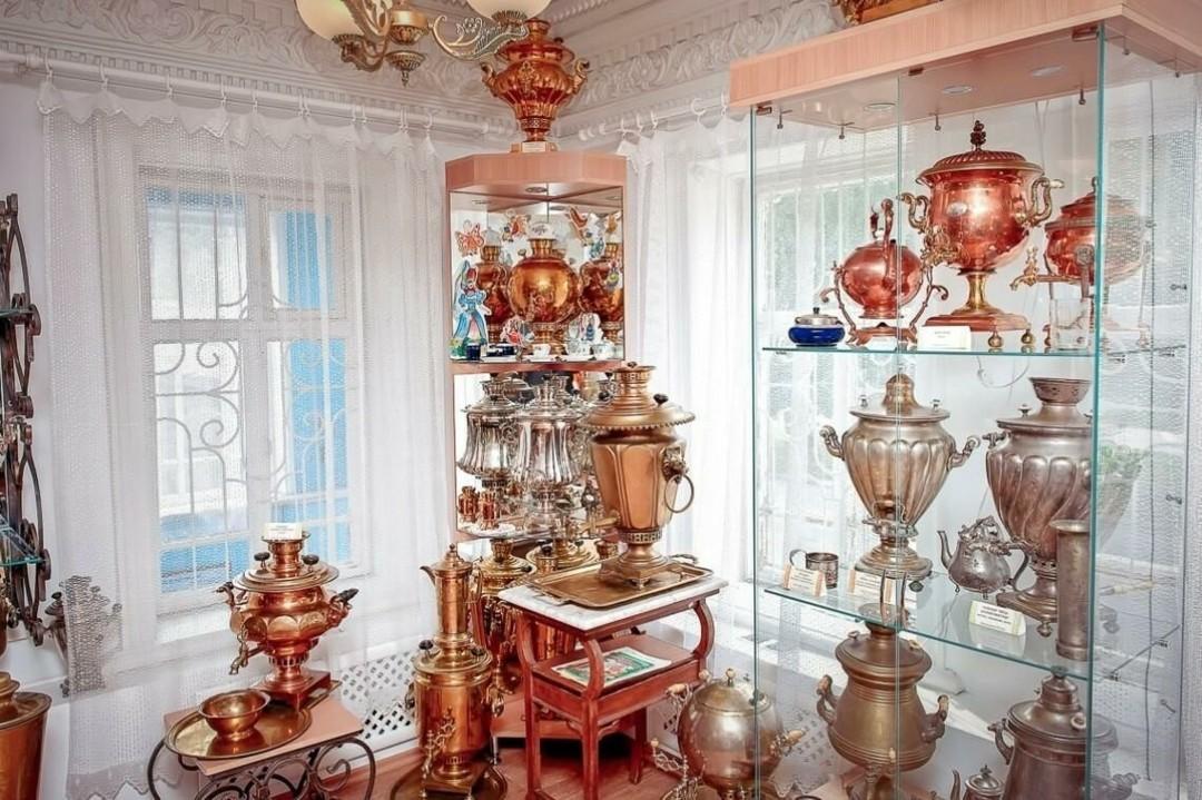 Музей Терем Русского самовара в Городце