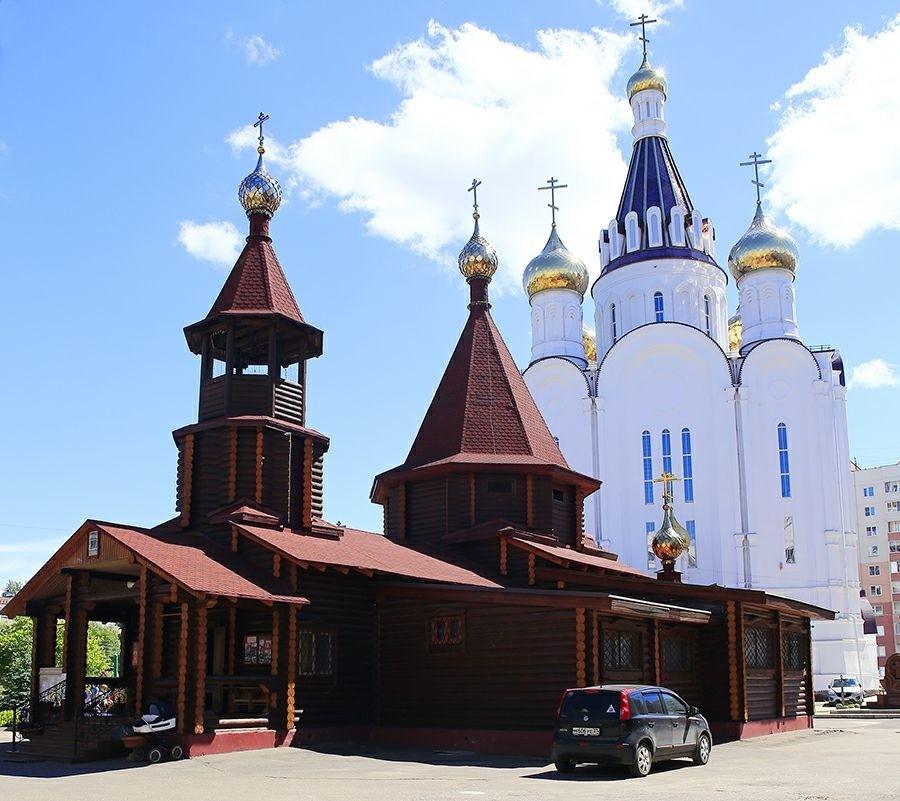 Храм Преподобного Серафима Саровского в Иваново